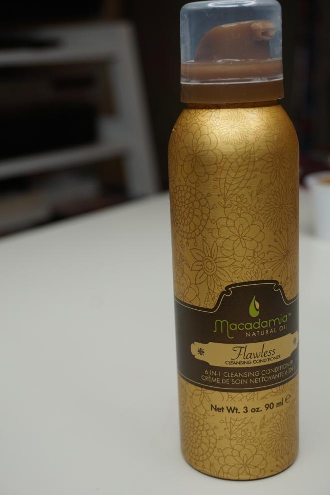 Flawless Macadamia Natural Oil